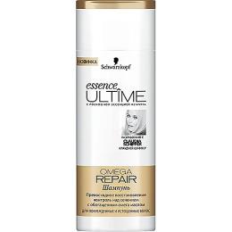 """Essence Ultime шампунь """"Omega repair"""" для поврежденных и истощенных волос"""