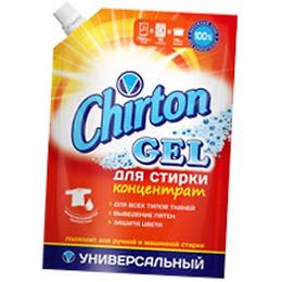 Chirton гель для стирки концентрированный универсал, 750 мл