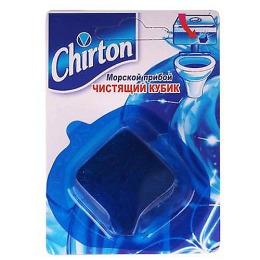 """Chirton чистящий кубик для унитаза """"Морской прибой"""""""