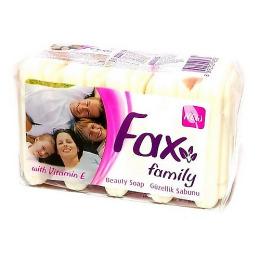 """Fax мыло белое """"Happy Home"""""""