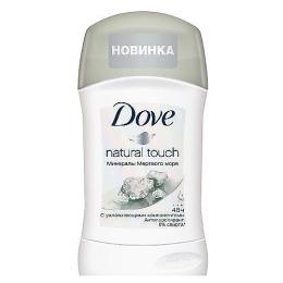 """Dove антиперспирант для женщин """"Прикосновение природы"""" стик"""