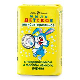 """Невская Косметика туалетное мыло """"Детское"""" антибактериальное"""
