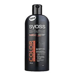 """Syoss шампунь """"Color Luminance&Protect"""" для окрашенных и мелированных волос"""