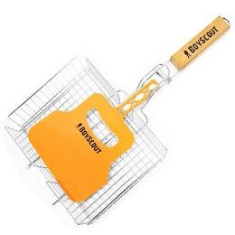 Boyscout решетка-гриль универсальная с веером 62х25х30х5 см