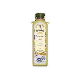 """Рецепты бабушки Агафьи бальзам для волос """"Объем и пышность"""" для всех типов волос, 350 мл"""