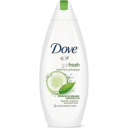 """Dove крем-гель для душа """"Прикосновение свежести"""""""