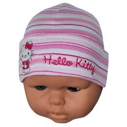 "Hello Kitty шапка детская ""Модница"", размер 46-48"