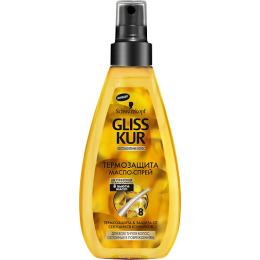 "Gliss Kur масло-спрей ""Oil Nutritive"" термозащита"