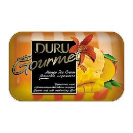 """Duru мыло """"Gourmet. Манговое мороженое"""""""