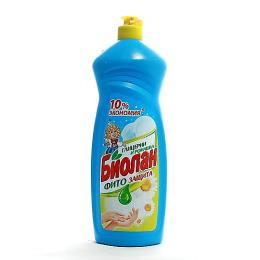 """Биолан средство для посуды """"Глицерин и ромашка"""""""