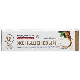 """Невская Косметика крем для лица """"Женьшень"""" для зрелой кожи"""