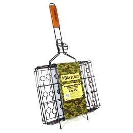 Boyscout решетка-гриль для овощей с антипригарным покрытием 59x31x25x7
