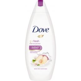 """Dove крем-гель для душа """"Слива и цветы сакуры"""", 250 мл"""