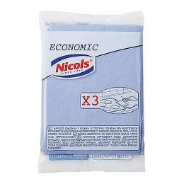 """Nicols вискозные салфетки """"Economic"""""""