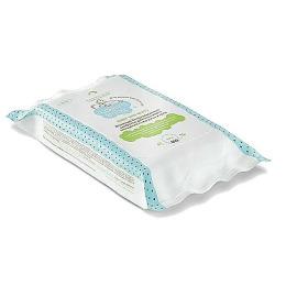 Lallum Baby влажные салфетки для бережного очищения кожи