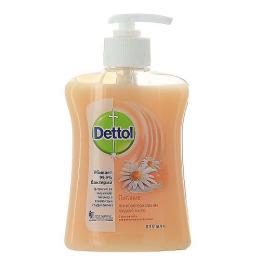 """Dettol мыло """"Питание с ромашкой и увлажняющим молочком"""" антибактериальное"""