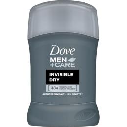 "Dove антиперспирант для мужчин ""Экстразащита без белых следов"" стик"
