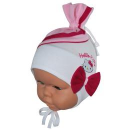 "Hello Kitty шапка детская ""Конфетка"", размер 44-46"