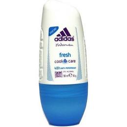"Adidas дезодорант-антиперспирант ""Cool&Care Fresh"" для женщин ролик"