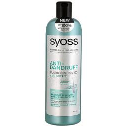 "Syoss шампунь ""Anti-Dandruff Anti-Grease"" для волос склонных к перхоти и жирности"