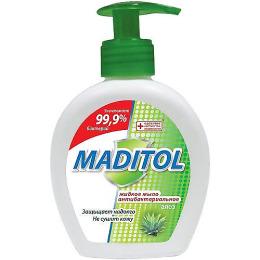 """Maditol антибактериальное мыло """"Алоэ-вера"""" для рук"""