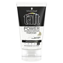 """Taft гель для укладки """"Power Невидимая фиксация"""" мегафиксация, 150 мл"""