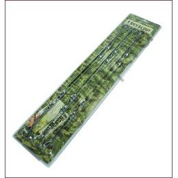 Boyscout набор плоских шампуров 60 см, 6 шт