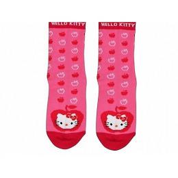"Hello Kitty колготки махровые ""Яблочко"""