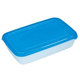 """Plast Team емкость для свч и хранения продуктов """"Рolar micro wave"""" прямоугольная"""
