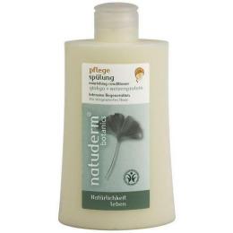 """Natuderm Botanics шампунь для волос """"Гинкго и дикий мёд"""" для придания объёма"""