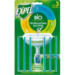 Expel биоактиватор для раковины в ванной 6 палочек в упаковке