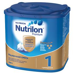 "Nutrilon молочная смесь ""PronutriPlus. Premium 1""  с 0-6 месяцев"
