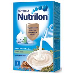 """Nutrilon каша молочная """"Гречневая"""""""