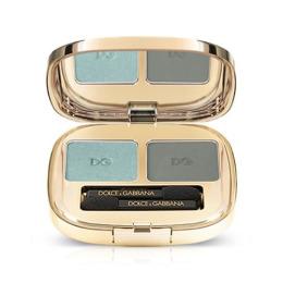 """Dolce & Gabbana тени для век 2-х цветные """"Laguna"""" 2х5 г"""