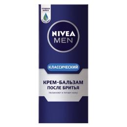 """Nivea крем-бальзам после бритья """"Увлажняющий"""", 75 мл"""
