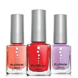 """Platinum Collection лак для ногтей """"Queen"""", 13 мл"""