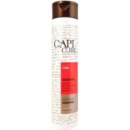 """CapiCure шампунь """"Глубокое восстановление и Яркость цвета волос"""""""