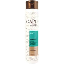 """CapiCure шампунь """"Глубокое восстановление и Эффектный объем волос"""""""
