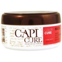 """CapiCure маска """"Глубокое восстановление и Яркость цвета волос"""""""