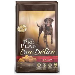 "Pro Plan корм для взрослых собак ""Duo Delice. Говядина Рис"""