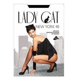 """Lady Cat колготки женские """"New York 40"""" черные"""