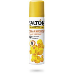 Salton пена очиститель для изделий из кожи и ткани, 150 мл