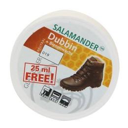 """Salamander крем-воск """"Dubbin"""" в банке, тон бесцветный, 100 мл"""