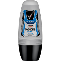 "Rexona антиперспирант для мужчин ""Кобальт"" ролик"