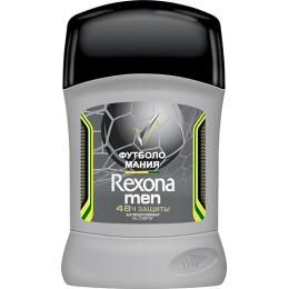 """Rexona антиперспирант для мужчин """"Футболомания"""" карандаш, 50 мл"""