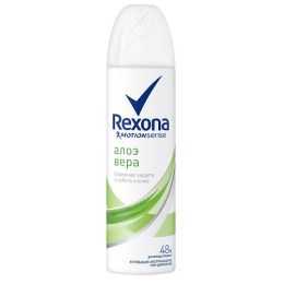 "Rexona антиперспирант для женщин ""Алоэ вера"" аэрозоль"