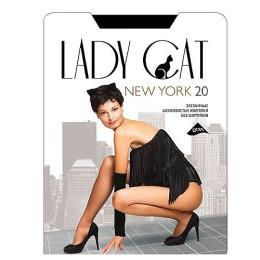 """Lady Cat колготки женские """"New York 20"""" черные"""