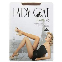 """Lady Cat колготки женские """"Paris 40"""" загар"""