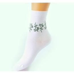 """Грация носки женские """"М 1014"""" белые"""