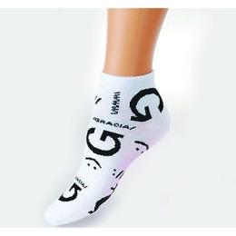 """Грация носки женские """"М 1068"""" белые"""